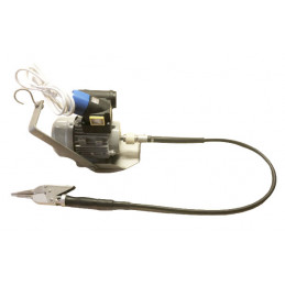 Mini plumeuse électrique rouleaux coniques