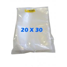 Poches gaufrées 20 X 30cm (les 100)