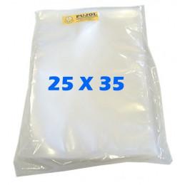 Poches gaufrées 25 X 35cm (les 100)