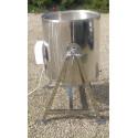 Cuiseur inox à mash 150l électrique